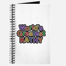 World's Greatest Kathy Journal