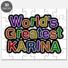 World's Greatest Karina Puzzle