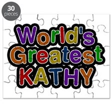 World's Greatest Kathy Puzzle