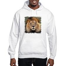 Lion Photograph Hoodie