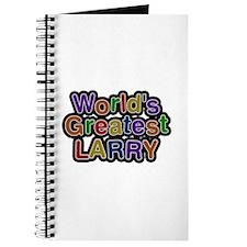 World's Greatest Larry Journal