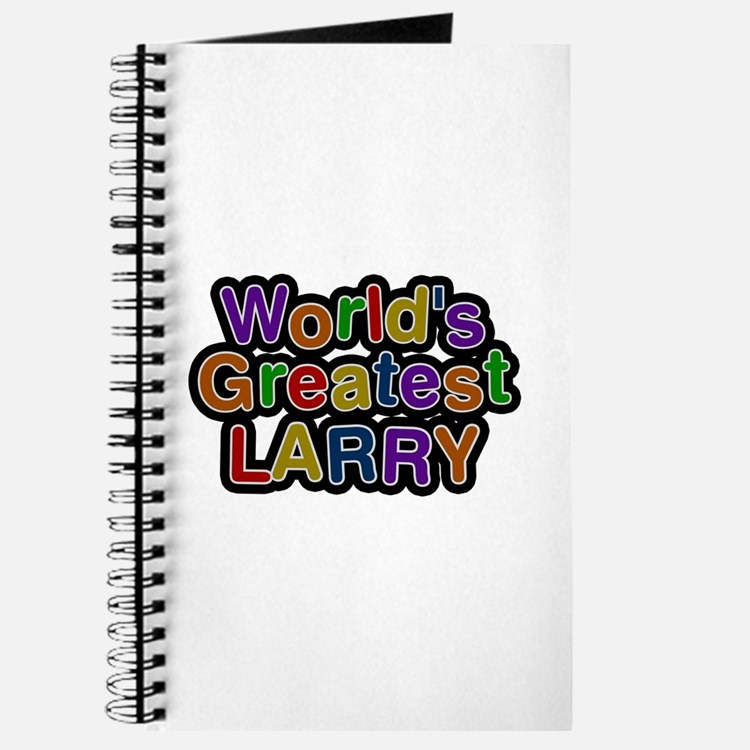 World's Greatest Larry Journal