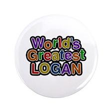 World's Greatest Logan Big Button