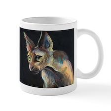 Sphynx cat 19  Mug