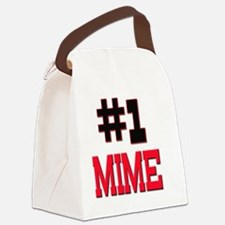 MIME144 Canvas Lunch Bag