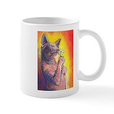 Sphynx cat 20  Mug