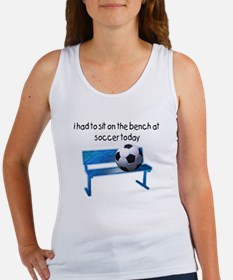 Soccer Bench Women's Tank Top