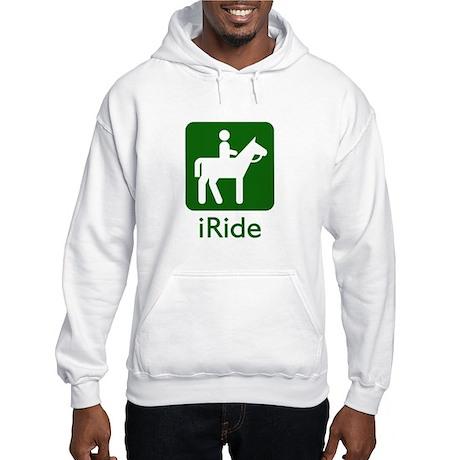 iRide (equestrian) Hooded Sweatshirt