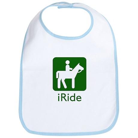 iRide (equestrian) Bib