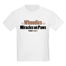Whoodle dog Kids T-Shirt