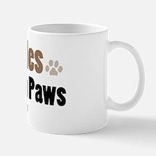Whoodle dog Mug