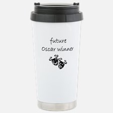future oscar.bmp Travel Mug