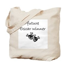 future oscar.bmp Tote Bag