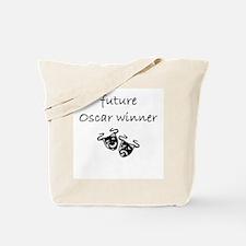 future oscar.bmp Tote Bag