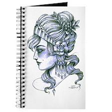 Gypsy Girl (transparent background) Journal
