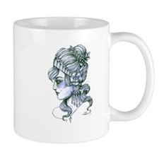 Gypsy Girl (transparent background) Mug