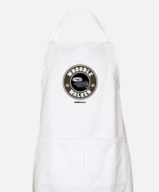 Whoodle dog BBQ Apron