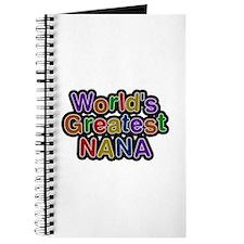 World's Greatest Nana Journal