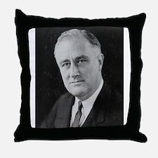 FDR Throw Pillow