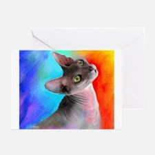 Sphynx Cat 21  Greeting Cards (Pk of 10)