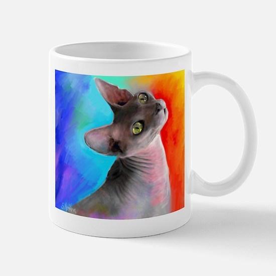 Sphynx Cat 21  Mug