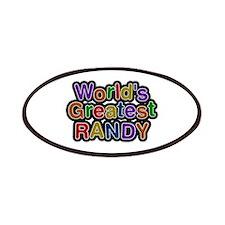 World's Greatest Randy Patch