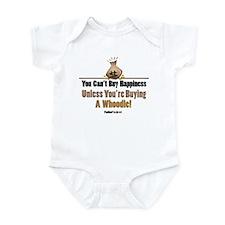 Whoodle dog Infant Bodysuit