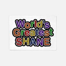 World's Greatest Shane 5'x7' Area Rug