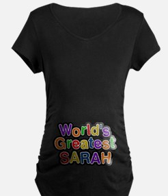 World's Greatest Sarah T-Shirt