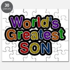 World's Greatest Son Puzzle