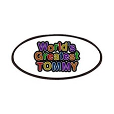 World's Greatest Tommy Patch