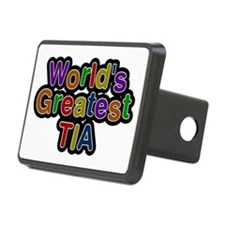 World's Greatest Tia Hitch Cover