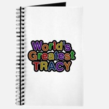 World's Greatest Tracy Journal
