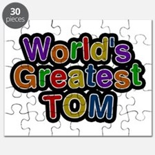 World's Greatest Tom Puzzle