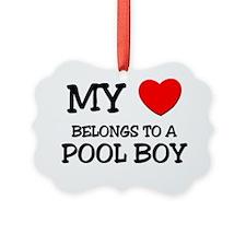POOL-BOY108 Ornament