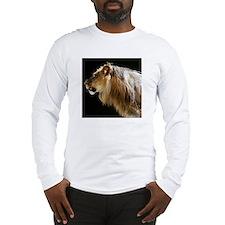Lion Side Long Sleeve T-Shirt