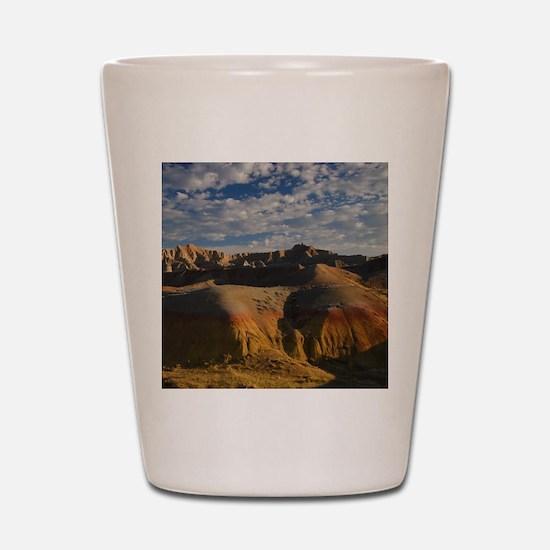 Badlands National Park Shot Glass