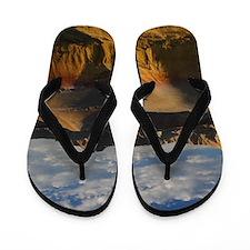 Badlands National Park Flip Flops