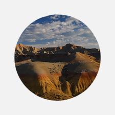 """Badlands National Park 3.5"""" Button"""