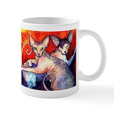 Sphynx cat 8  Mug