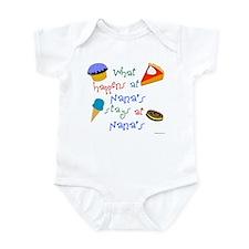 New Nana Infant Bodysuit