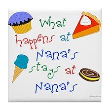 New Nana Tile Coaster