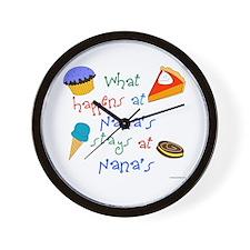 New Nana Wall Clock