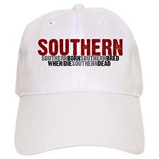 SOUTHERN BORN Baseball Cap