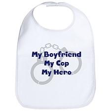 My Boyfriend My Cop Bib
