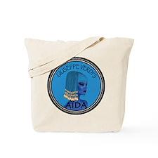 Giuseppe Verdi's Aida blue Tote Bag