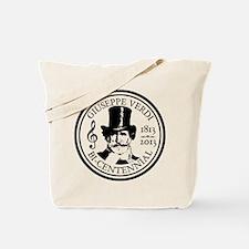 Giuseppe Verdi bicentennial Tote Bag