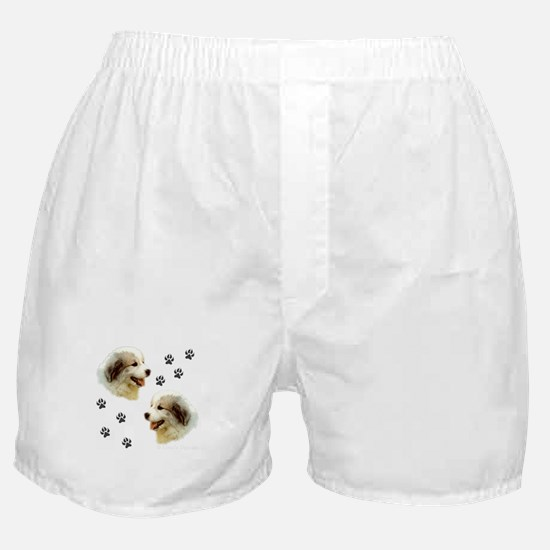 Puppy Paws<br>Boxer Shorts
