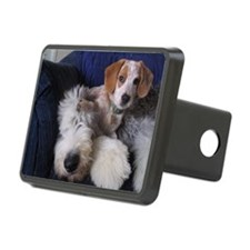 thanks_dog_card Hitch Cover