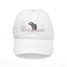 be_intelligent_bumper Baseball Cap
